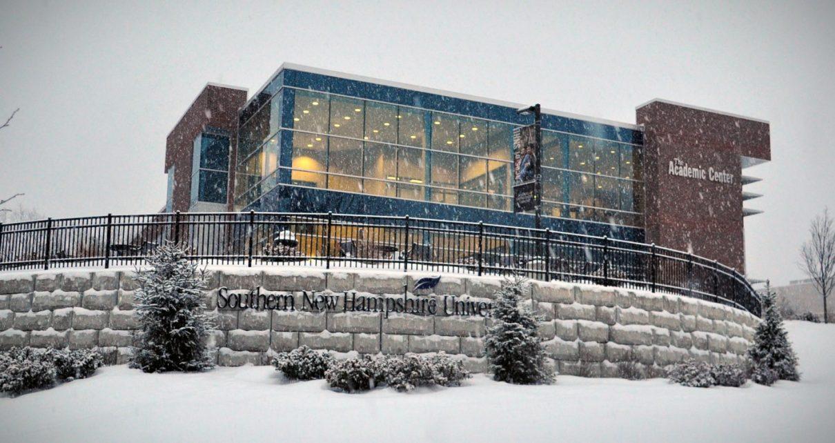 Snhu Academic Calendar.Amount Of Snow Days In Fall Vs Spring Penmen Press